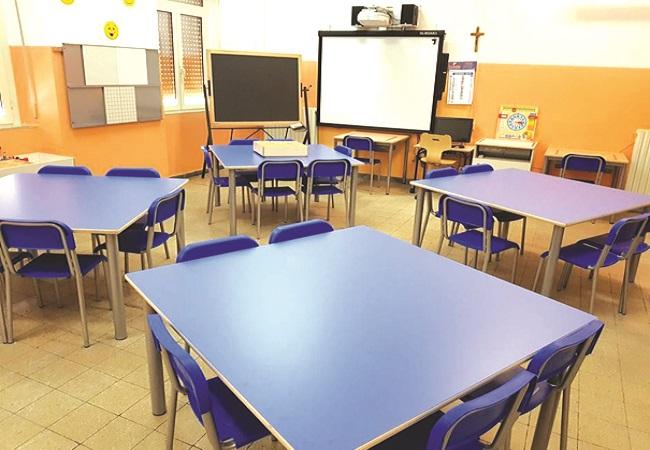 Nuovi e moderni arredi per le scuole di pabillonis ha for Arredi per scuole