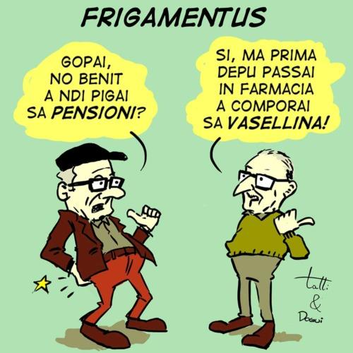 frigamentus